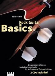 Rock Guitar Basics. Inkl. 2 CDs und 60-Wochen-Programm-Heft (1995)