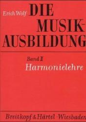 Die Musikausbildung II. Harmonielehre (1992)