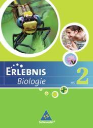 Erlebnis Biologie 2. Schlerband. Hauptschule. Niedersachsen (2008)