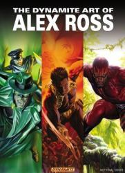 Dynamite Art of Alex Ross (2011)