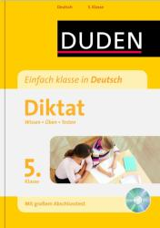 Einfach klasse in Deutsch - Diktat 5. Klasse (2012)