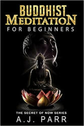 Buddhist Meditation for Beginners: (Understanding Dalai Lama, Eckhart Tolle, Jiddu Krishnamurti & Alan Watts) - A J Parr (ISBN: 9781542364041)