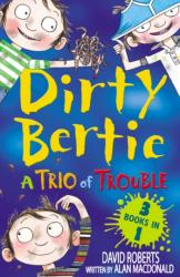 Trio of Trouble - Alan MacDonald (2011)