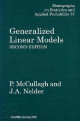 Generalized Linear Models - A ccullagh P. Nel (1989)