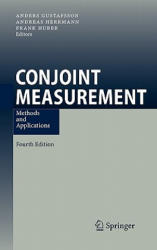 Conjoint Measurement - Anders Gustafsson, Andreas Herrmann, Frank Huber (2007)