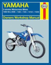 Yamaha 2-Stroke Motocross Bikes 1986 - 2006 (2008)