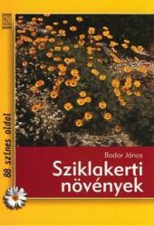 Sziklakerti növények (2010)