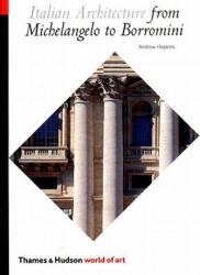 Italian Architecture - Andrew Hopkins (2002)