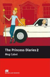 Macmillan Readers Princess Diaries 2 The Elementary Without CD - Anne Collins (2008)