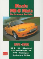 Mazda MX-5 Miata Performance Portfolio 1998-2005 (2006)