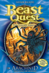 Beast Quest: Arachnid the King of Spiders - Adam Blade (2008)