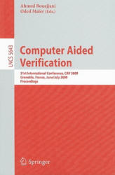 Computer Aided Verification - Ahmed Bouajjani, Oded Maler (2009)