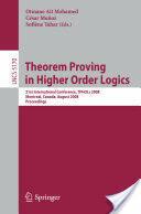 Theorem Proving in Higher Order Logics (2008)