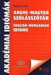 Angol-Magyar szólásszótár + virtuális melléklet (ISBN: 9789630588126)