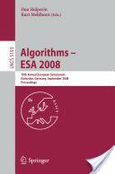 Algorithms - ESA 2008 (2008)