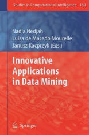 Innovative Applications in Data Mining (2009)