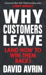 Why Customers Leave (ISBN: 9781632651518)