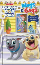 Disney Puppy Dog Pals: Wags & Gags (ISBN: 9780794443047)