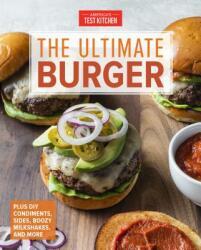 Ultimate Burger (ISBN: 9781945256844)