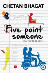 Five Point Someone - Chetan Bhagat (ISBN: 9788129135490)