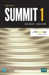 Summit Level 1 with MyEnglishLab (ISBN: 9780134498935)