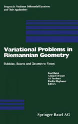 Variational Problems in Riemannian Geometry - Bubbles, Scans and Geometric Flows (2004)