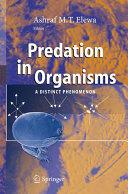 Predation in Organisms - A Distinct Phenomenon (2006)