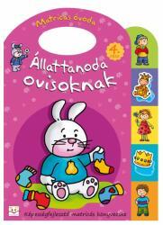 Állattanoda ovisoknak 4. rész (ISBN: 9789638833440)