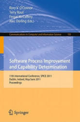 Software Process Improvement and Capability Determination (2011)
