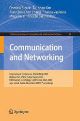 Communication and Networking (2009)