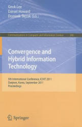 Convergence and Hybrid Information Technology (2011)