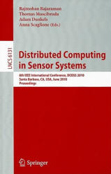Distributed Computing in Sensor Systems (2010)