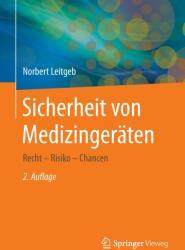Sicherheit von Medizingerten (ISBN: 9783662446560)