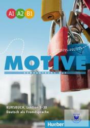 Motive A1-B1. Kursbuch, Lektion 1-30 (ISBN: 9783190018789)