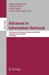 Advances in Information Retrieval - 31th European Conference on IR Research, ECIR 2009, Toulouse, France, April 6-9, 2009, Proceedings (2009)