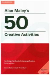 Alan Maley's 50 Creative Activities (ISBN: 9783125351233)