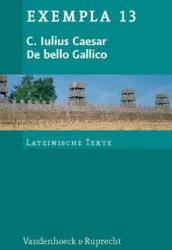 De bello Gallico - aesar, Elmar Siebenborn (2001)