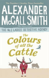 Colours of all the Cattle (ISBN: 9780349143279)
