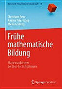 Fruhe mathematische Bildung (ISBN: 9783827426321)