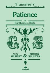 Patience (ISBN: 9780571538584)
