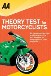 AA Theory Test for Motorcyclists (ISBN: 9780749579975)
