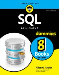 SQL All-in-One For Dummies - Allen G. Taylor (ISBN: 9781119569619)
