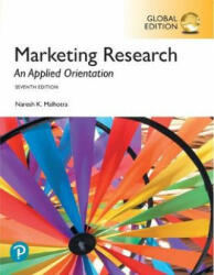 Marketing Research: An Applied Orientation, Global Edition (ISBN: 9781292265636)
