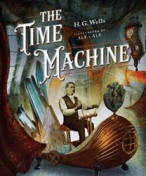 Classics Reimagined, The Time Machine (ISBN: 9781631597282)