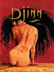 Djinn, Volume 2 - Jean Dufaux, Ana Miralles (ISBN: 9781683837206)