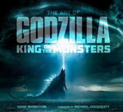Art of Godzilla: King of the Monsters (ISBN: 9781789090680)