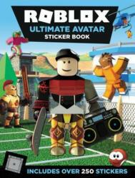 Roblox Ultimate Avatar Sticker Book (ISBN: 9780062862686)