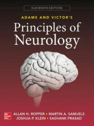 Adams and Victor's Principles of Neurology 11th Edition (ISBN: 9780071842617)