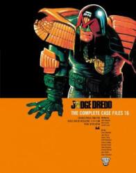 Judge Dredd the Complete Case Files Vol. 16 (ISBN: 9781781087473)