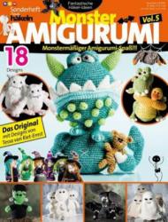 Fantastische Häkel-Ideen - Monster AMIGURUMI. Tl. 5 - Tessa van Riet-Ernst, bpa media GmbH (2018)